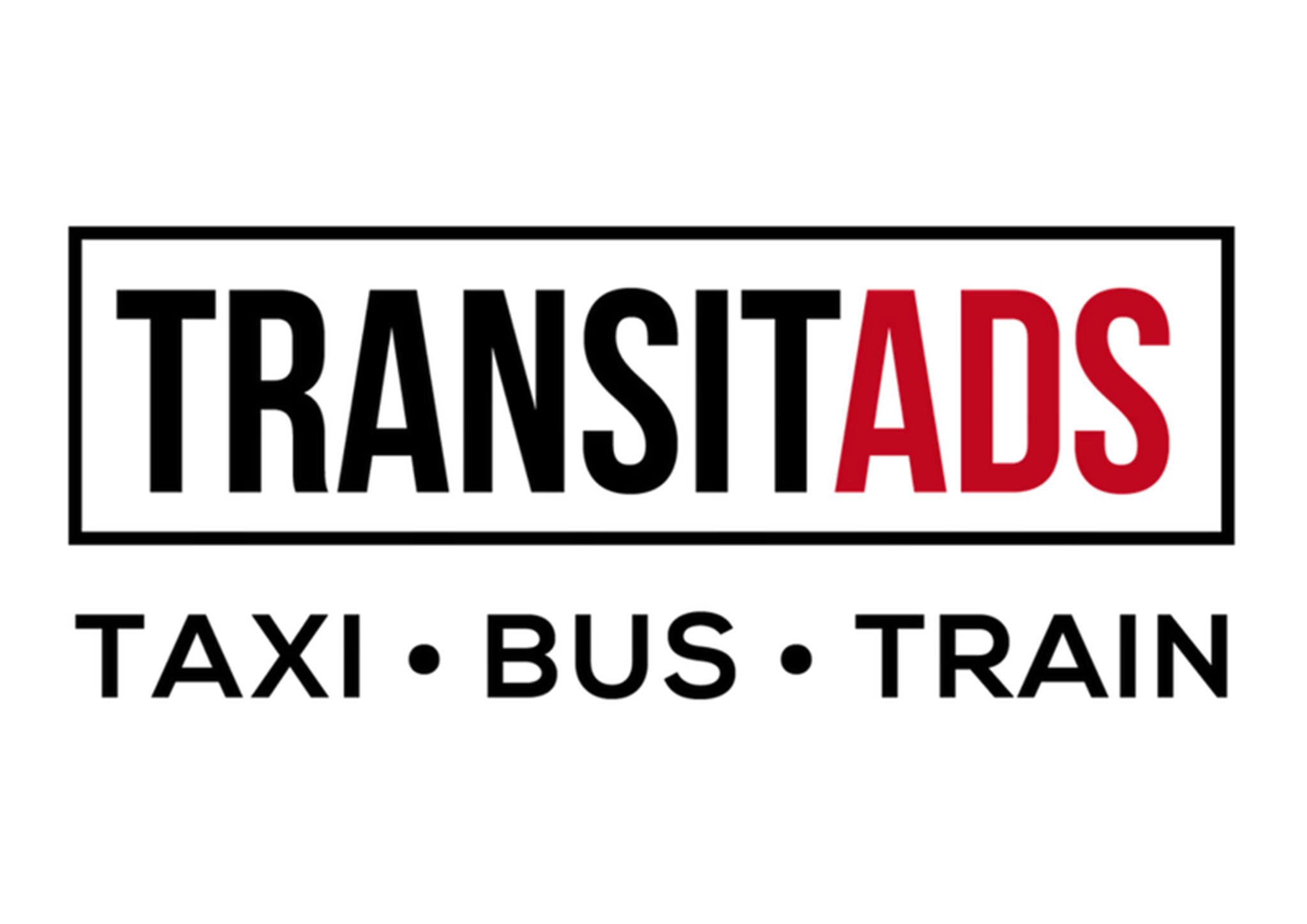 Transit Ads Logo White BG