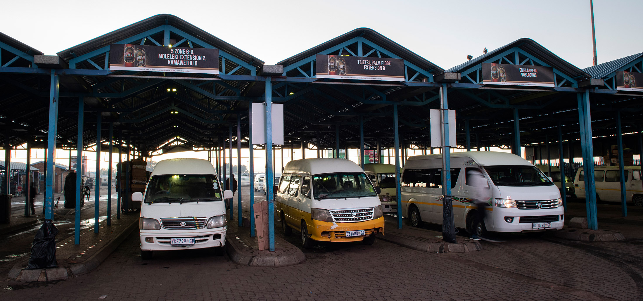 Taxi Rank Image 5