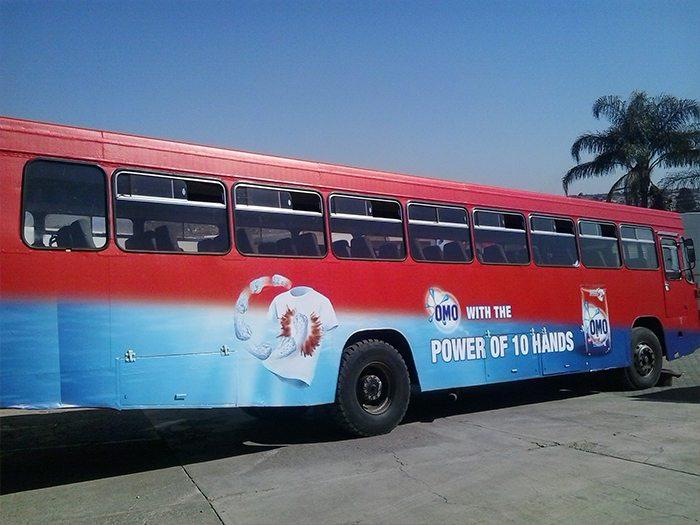 Omo Bus Side